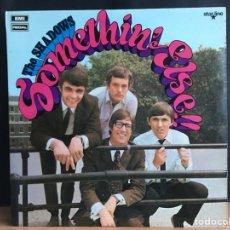 Discos de vinilo: THE SHADOWS - SOMETHIN' ELSE!! (LP, COMP) (REGAL, STARLINE) SRS 5012 (D:NM). Lote 194860092