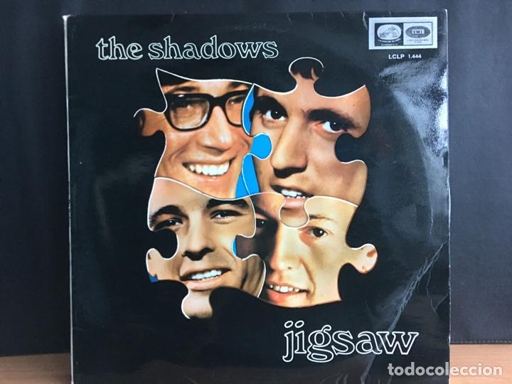 THE SHADOWS - JIGSAW (LP, ALBUM) (LA VOZ DE SU AMO) (D:NM) (Música - Discos - LP Vinilo - Rock & Roll)