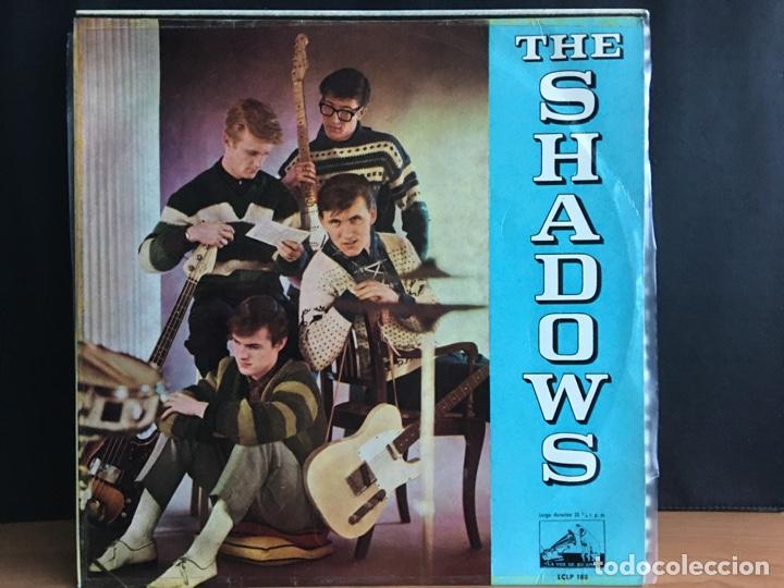 THE SHADOWS - THE SHADOWS (LP, ALBUM) (LA VOZ DE SU AMO) LCLP 188 (D:NM) (Música - Discos - LP Vinilo - Rock & Roll)