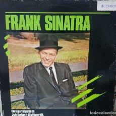 Discos de vinilo: FRANK SINATRA CON LA PARTICIPACIÓN DE JUDY GARLAND Y ELLA FITZGERALD - ESPAÑA 1985. Lote 194860392