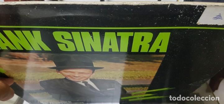 Discos de vinilo: Frank Sinatra con la participación de Judy Garland y Ella Fitzgerald - España 1985 - Foto 3 - 194860392