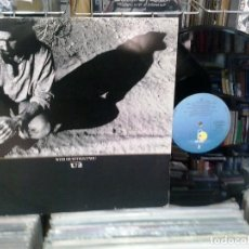 Discos de vinilo: LMV - U2. WITH OR WITHOUT YOU. ISLAND RECORDS 1987, REF. 3A 608922 -- MAXI-SINGLE. Lote 194861751