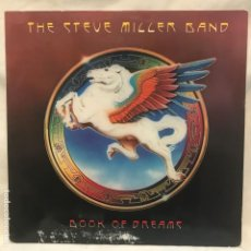 Discos de vinilo: THE STEVE MILLER BAND ‎– BOOK OF DREAMS. Lote 194863345