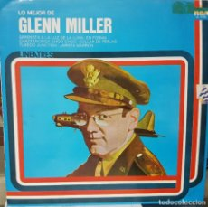 Discos de vinilo: LO MEJOR DE GLENN MILLER - EDICIÓN ESPAÑA 1976 . Lote 194863805