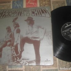 Discos de vinilo: APHRODITE' S CHILD - IT' S FIVE O' CLOCK(MERCURY-1969) OG FRANCIA PSYCH VANGELIS PROG. Lote 194864145