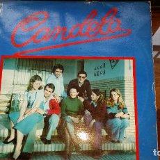 Discos de vinilo: CANDELA (ANDALUCIA ES DE COLOR) LP ESPAÑA 1978 DISCOPHON. Lote 194865651