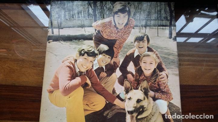 Discos de vinilo: LA PANDILLA. - CANCIONES INFANTILES - OH MAMA - SAN ANTON - UN MUNDO NUEVO - Foto 3 - 194866232