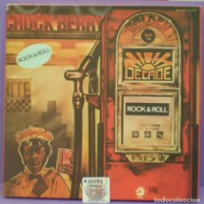 Discos de vinilo: CHUCK BERRY - CHUCK BERRY'S GOLDEN DECADE 1955-1965 - 3LPS BOX SET . Lote 194867410