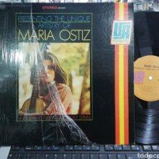 Discos de vinilo: MARIA OSTIZ LP U.S.A. 1968. Lote 194867626