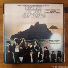 Discos de vinilo: CORAZÓN DE CRISTAL (HERZ AUS GLAS / COEUR DE VERRE) POPOL VUH. Lote 194871251