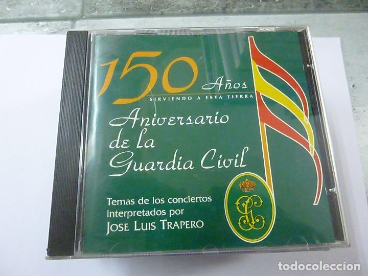ANIVERSARIO DE LA GUARDIA CIVIL -CD- JOSE LUIS TRAPERO - N (Música - Discos - Singles Vinilo - Otros estilos)
