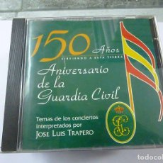 Discos de vinilo: ANIVERSARIO DE LA GUARDIA CIVIL -CD- JOSE LUIS TRAPERO - N. Lote 194871721