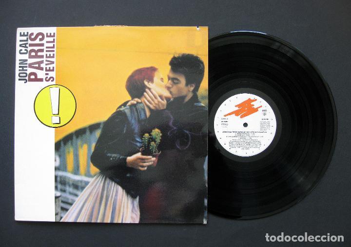 JOHN CALE – PARIS S'EVEILLE - SUIVI D'AUTRES COMPOSITIONS – VINILO 1992 (Música - Discos - LP Vinilo - Pop - Rock Extranjero de los 90 a la actualidad)