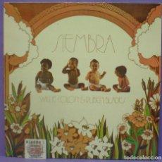 Discos de vinilo: WILLIE COLON & RUBEN BLADES - SIEMBRA - LP EDICIÓN ESPAÑOLA DE 1987. Lote 194872567