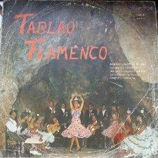 Discos de vinilo: TABLAO FLAMENCO. 1967.PERGOLA.CIRCULO DE LECTORES.. Lote 194872998