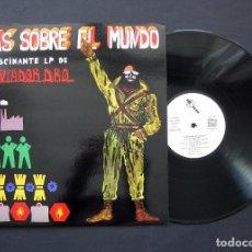 Discos de vinilo: EL AVIADOR DRO – ALAS SOBRE EL MUNDO – VINILO 1983. Lote 194873045