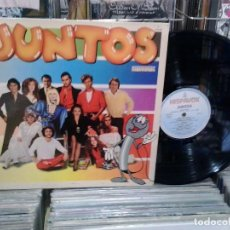 Discos de vinilo: LMV - JUNTOS. HISPAVOX 1981, REF. S 90.495. Lote 194873591