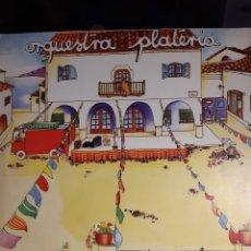 Discos de vinilo: ORQUESTRA PLATERIA. Lote 194874585