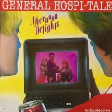 Discos de vinilo: GENERAL HOSPI - TALE. AFTERNOON DELIGHTS. LP USA. Lote 194875165