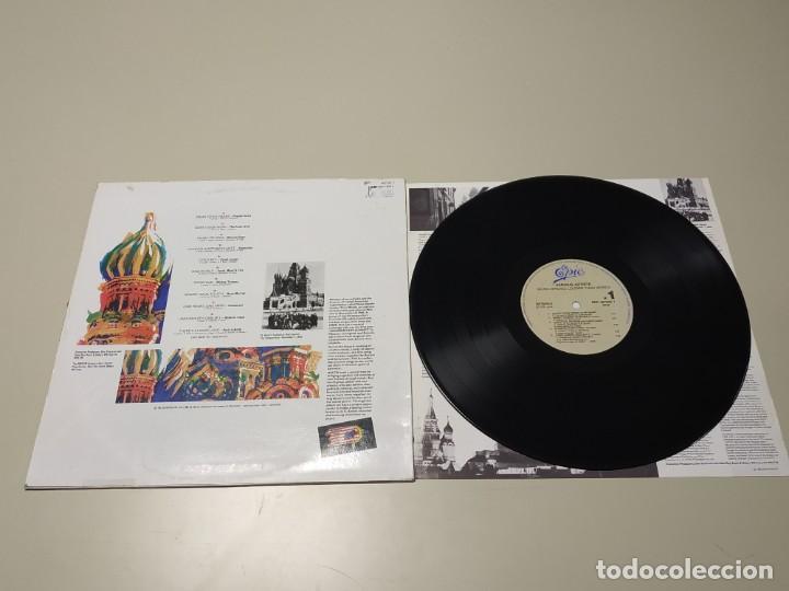 Discos de vinilo: 0220-MUSIC SPEAKS LOUDER THAN WORDS ESP 1990 LP VIN POR VG + DIS VG +/++ Nº2 - Foto 2 - 194875547
