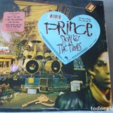 Discos de vinilo: PRINCE SIGN O THE TIMES. Lote 194875578