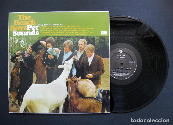 THE BEACH BOYS – PET SOUNDS – VINILO 1999 (Música - Discos - LP Vinilo - Pop - Rock Extranjero de los 50 y 60)