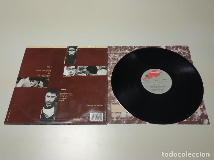 Discos de vinilo: 0220- MARINOS RIOS DE GENTE ESPAÑA LP VIN POR VG + DIS VG + - Foto 2 - 194876051