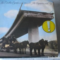 Discos de vinilo: THE DOOBIE BROTHERS THE CAPTAIN AND ME. Lote 194876250