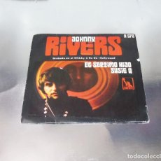 Discos de vinilo: JOHNNY RIVERS --- SUSIE Q & SEVENTH SON. Lote 194876705