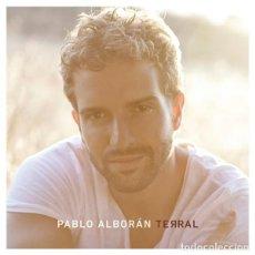 Discos de vinilo: PABLO ALBORAN - TERRAL - 180 GRAM VINYL - LP+CD. Lote 194876943
