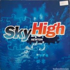 Discos de vinilo: NEWTON - SKY HIGH. Lote 194879085
