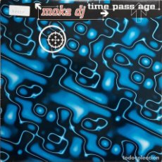Discos de vinilo: MOKA DJ - TIME PASS AGE. Lote 194880007