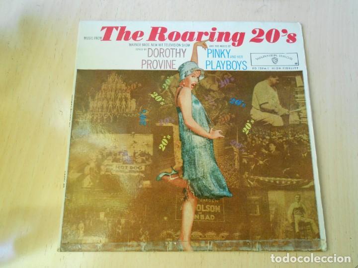 DOROTHY PROVINE - THE ROARING TWENTIES -, EP, MOUNTAIN GREENERY + 11, AÑO 1962 (Música - Discos de Vinilo - EPs - Bandas Sonoras y Actores)