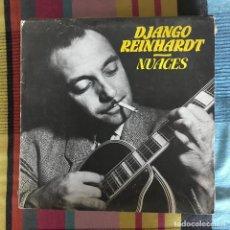 Discos de vinilo: DJANGO REINHARDT - NUAGES - LP PDI SPAIN 1984 . Lote 194881607