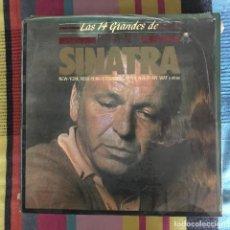 Discos de vinilo: FRANK SINATRA - LAS 14 GRANDES DE... - LP REPRISE SPAIN 1983. Lote 194882346