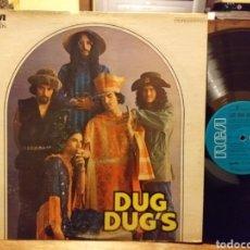 Discos de vinilo: LOS DUG DUG'S MEJICO 1976. Lote 194882460