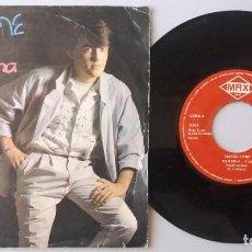 Discos de vinilo: DAVID LYME / BAMBINA / SINGLE 7 INCH. Lote 194882975