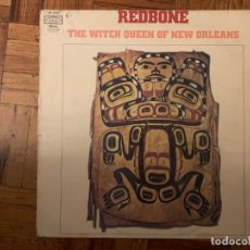 Discos de vinilo: REDBONE ‎– THE WITCH QUEEN OF NEW ORLEANS SELLO: EPIC ‎– EPC 64709, EPIC ‎– E 30815 FORMATO: VINYL. Lote 194884148