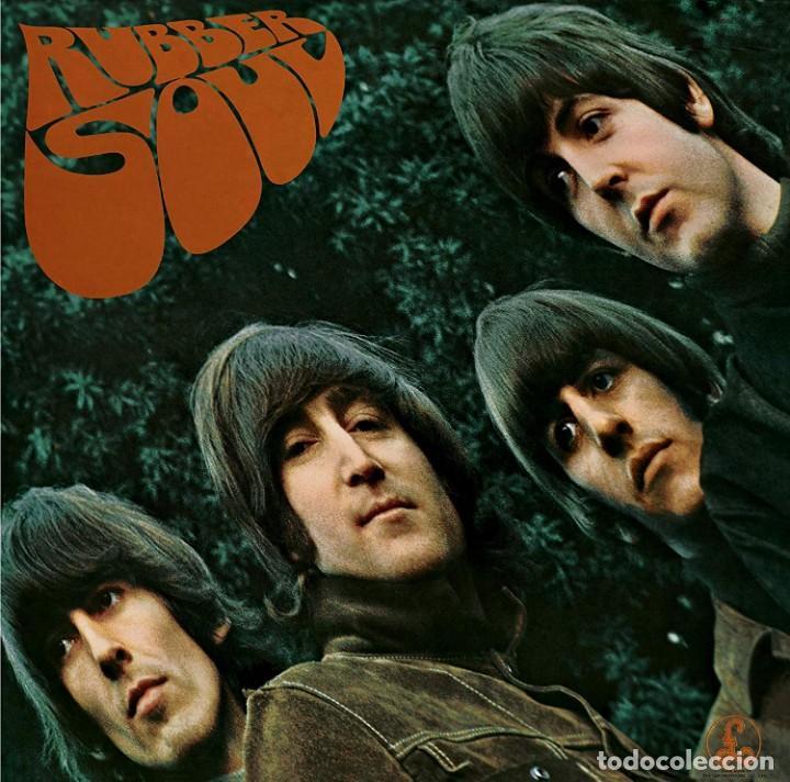 BEATLES - RUBBER SOUL - LP PRECINTADO . REEDICIÓN. (Música - Discos - LP Vinilo - Pop - Rock Extranjero de los 50 y 60)