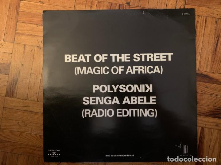 Discos de vinilo: Beat Of The Street (Magic Of Africa) – Senga Abele Sello: Bird Production – 50007 Formato: Vinyl - Foto 3 - 194884925
