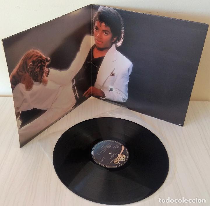 Discos de vinilo: MICHAEL JACKSON - THRILLER EPIC - 1982 GAT - Foto 2 - 194886165