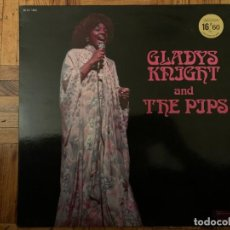 Discos de vinilo: GLADYS KNIGHT AND THE PIPS ‎– GLADYS KNIGHT AND THE PIPS SELLO: MUSIDISC ‎– 30 CV 1402 . Lote 194886816