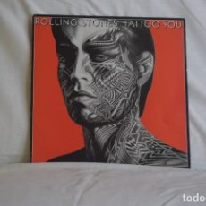 Discos de vinilo: ROLLING STONES - TATTOO YOU - LP. Lote 194887047