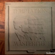 Discos de vinilo: THE TEMPTATIONS ‎– MASTERPIECE SELLO: TAMLA MOTOWN ‎– 2C 064-94.237 FORMATO: VINYL, LP, ALBUM . Lote 194887451