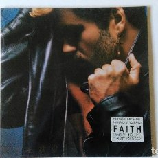 Discos de vinilo: GEORGE MICHAEL-FAITH (1987) ED: ESPAÑA EPIC-EPC 460000 1. Lote 194887466