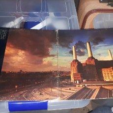 Discos de vinilo: CARPETA DOBLE LP PINK FLOYD ANIMALS. Lote 194887476