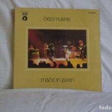 Discos de vinilo: DEEP PURPLE - MADE IN JAPAN 2 LP'S. Lote 194887526