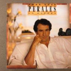 """Discos de vinilo: - L.P. VINILO - JOSÉ LUIS PEREALES """"LA ESPERA"""".. Lote 194888767"""