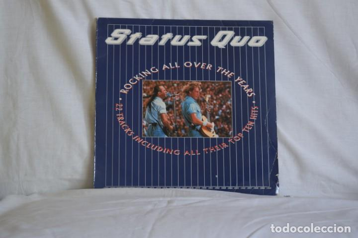 STATUS QUO ROCKING ALL OVER THE YEARS (Música - Discos - LP Vinilo - Heavy - Metal)