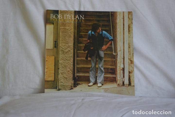 BOB DYLAN - STREET LEGAL - LP (Música - Discos - LP Vinilo - Heavy - Metal)